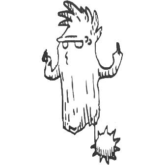 Punk Ghost by Zelynger