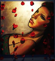 Roses Fall