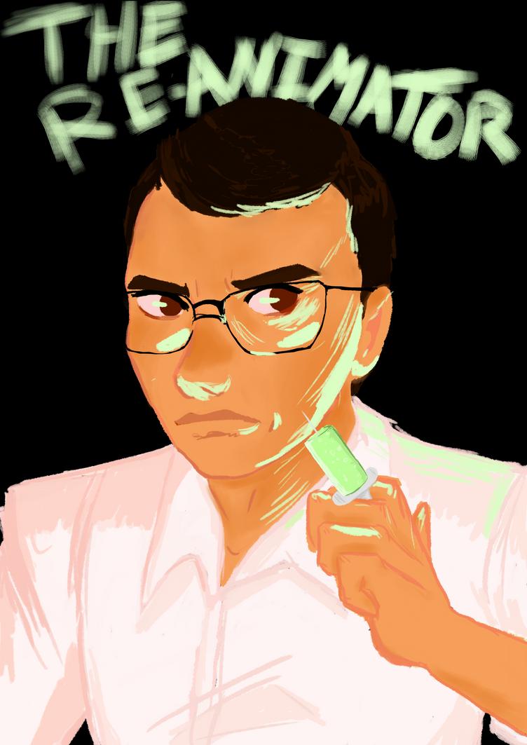 Reanimator by NinjaMooseoftheMist