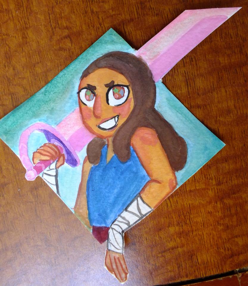 Connie by NinjaMooseoftheMist