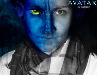 It's my avatar body