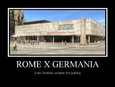 Rome X Germania by Lovinobear