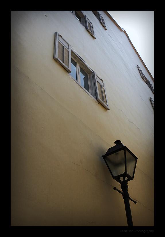 Lamp Post by chrishon