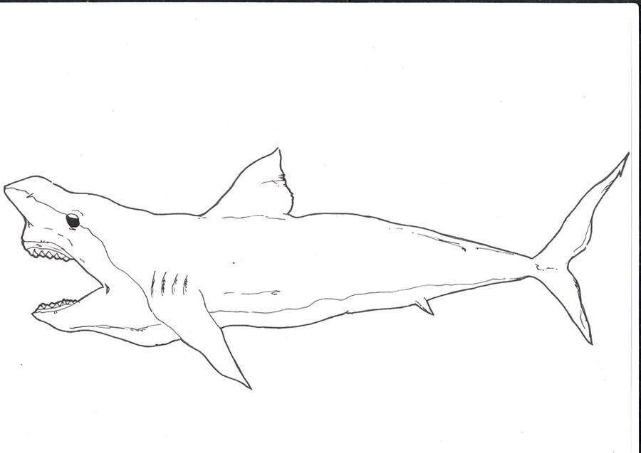 Damien Hirst Inspired Shark By Atomicthinktank On Deviantart