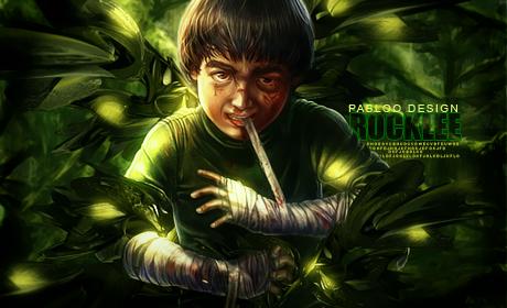 Game Render #44 [Inscripciones] Rocklee_by_pabloo_o-d78yzl0