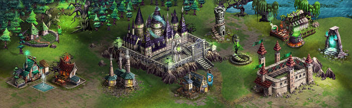 Wizardly World