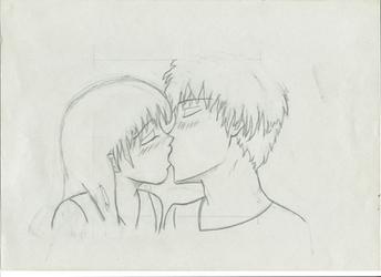 Kiss (m) by Erodon