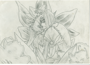 Flower (m) by Erodon