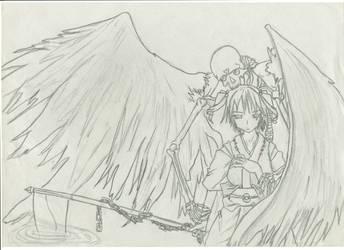 Death (m) by Erodon