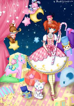 Sugarstar Toy Parade