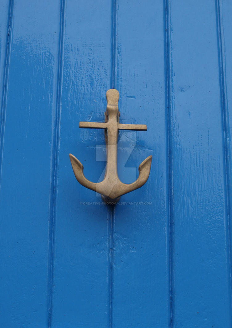 Anchor door knocker by creative photo uk on deviantart - Anchor door knocker ...