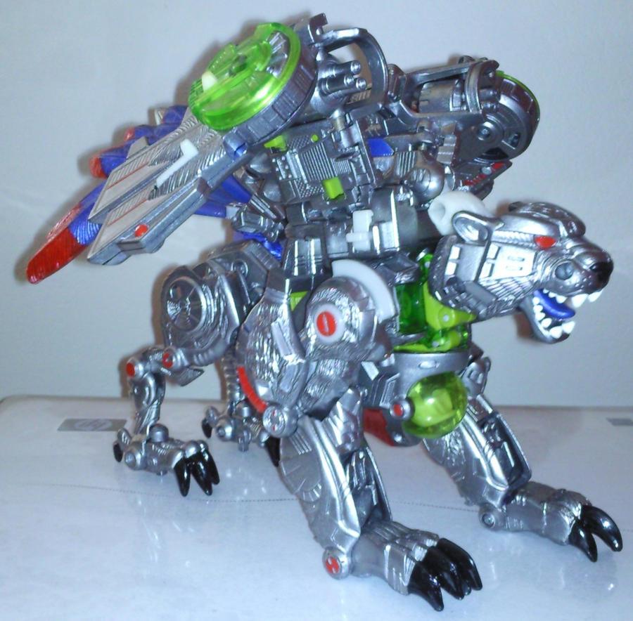 Transformers Custom Tigerhawk By Ferry22 On Deviantart