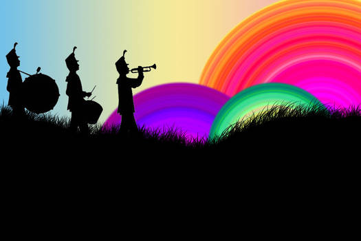 Mystic Marching Band by AshleePeta