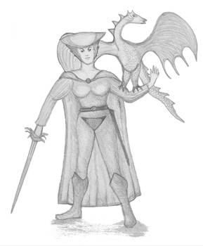 La Fille au dragon