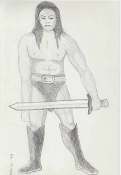 Yet another Barbarian