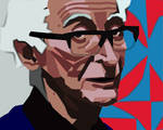 George Ellis Russell Portrait