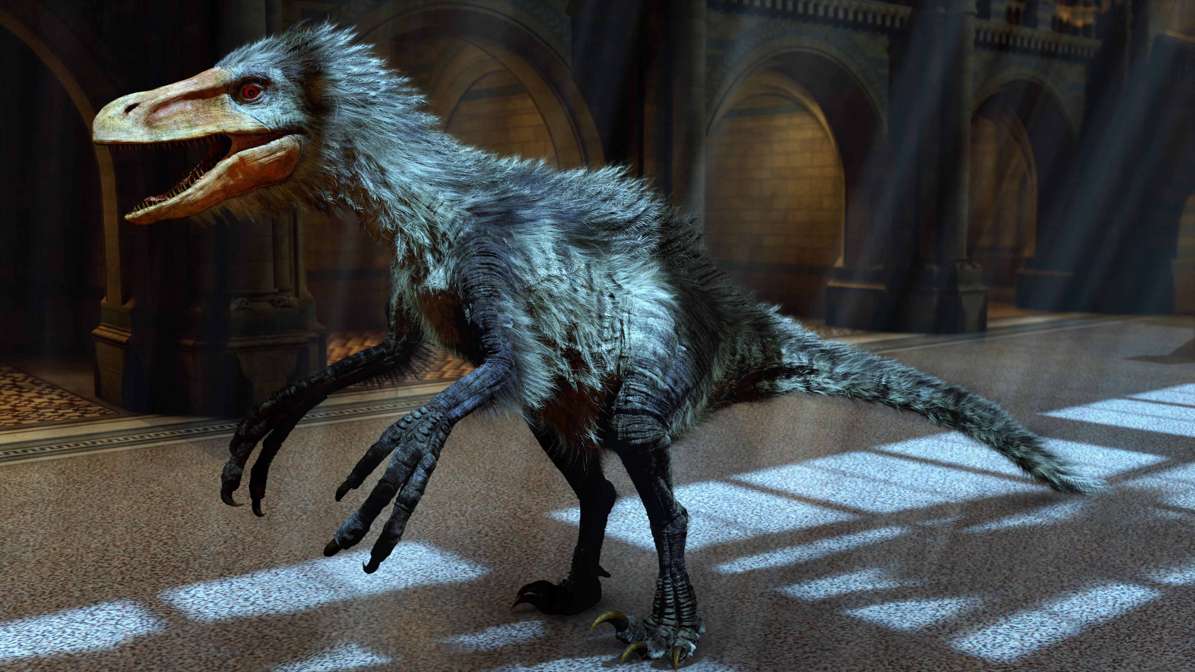 deinonychus sculpture by pheaston - photo #9