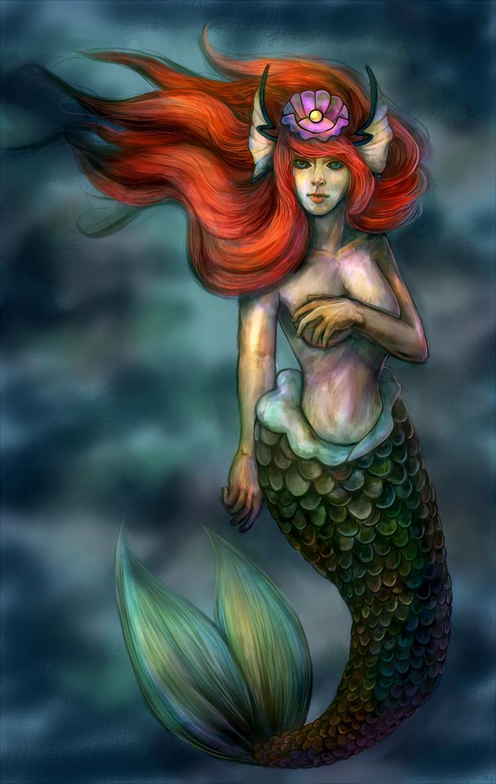 Under the Sea by Haychel