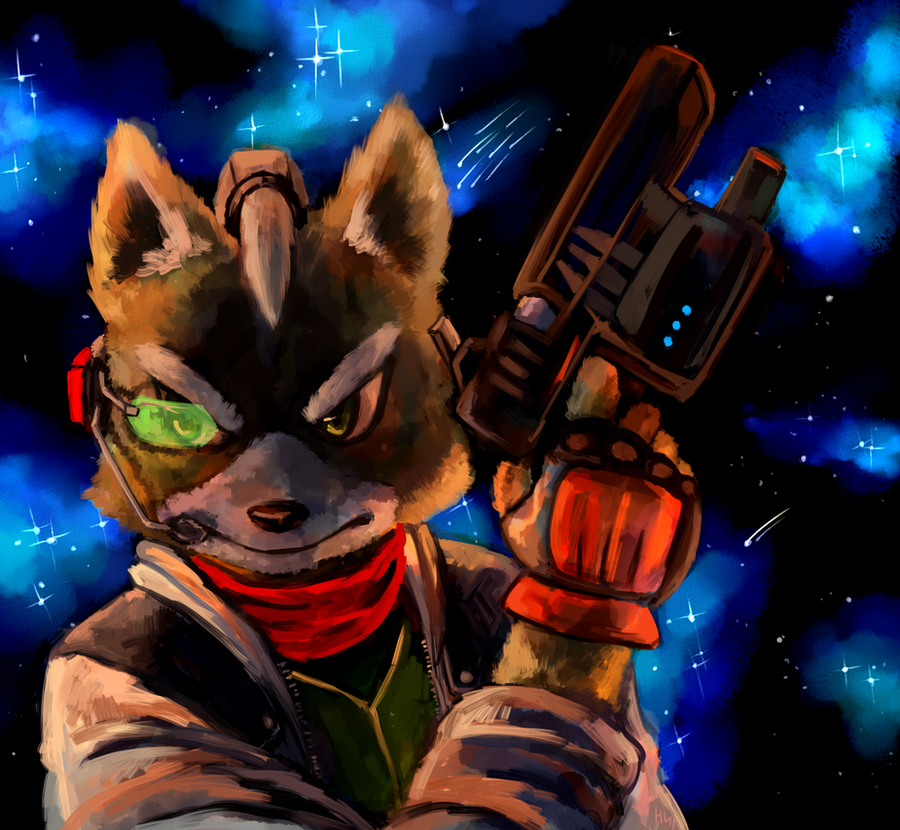 Star Fox by Haychel
