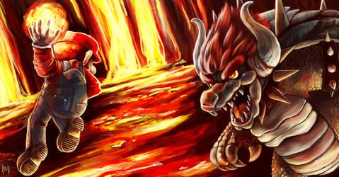 The Eternal Rivalry by Haychel