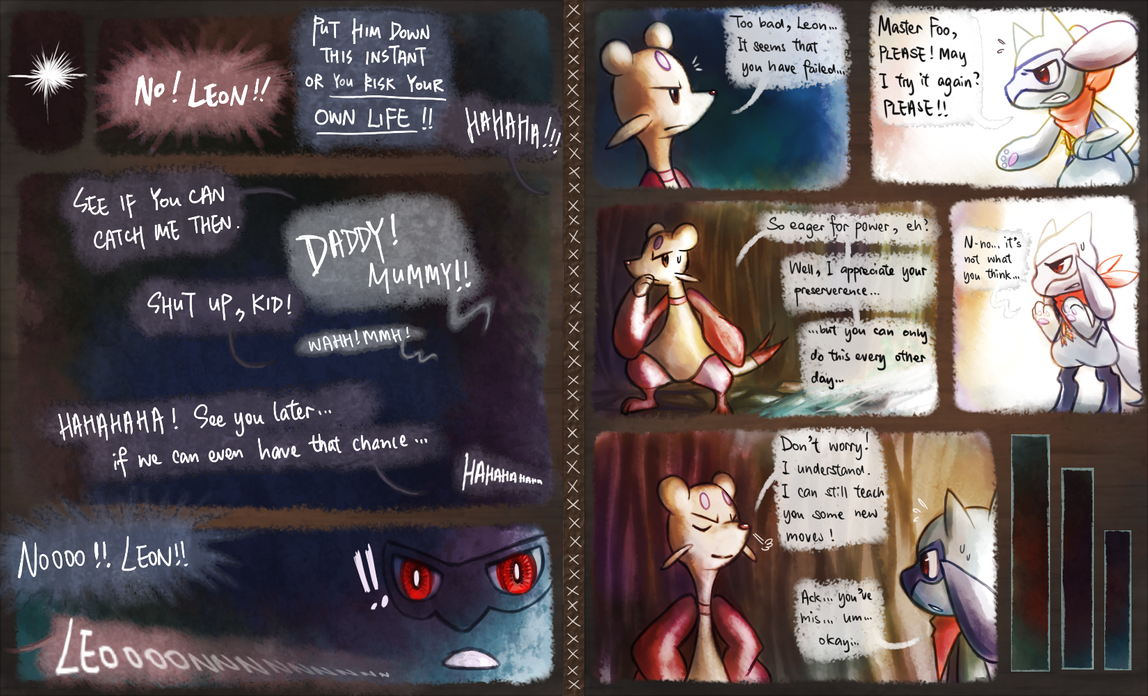 The Masked Mission 4 part 7 by Haychel