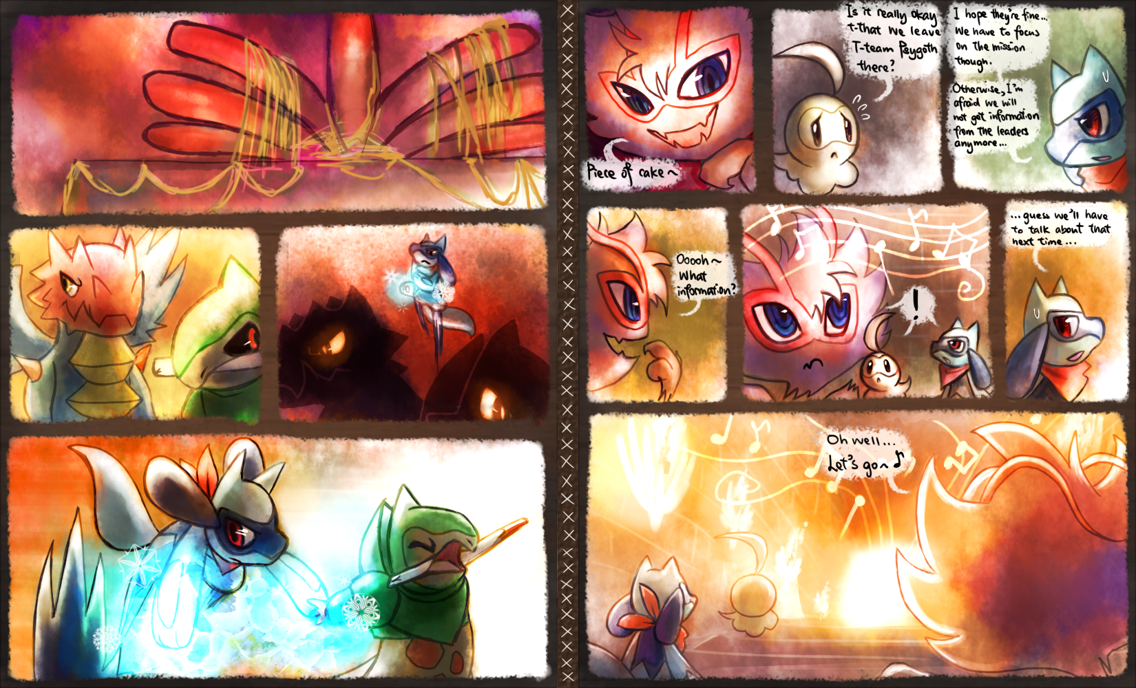 The Masked Mission 4 part 18 by Haychel