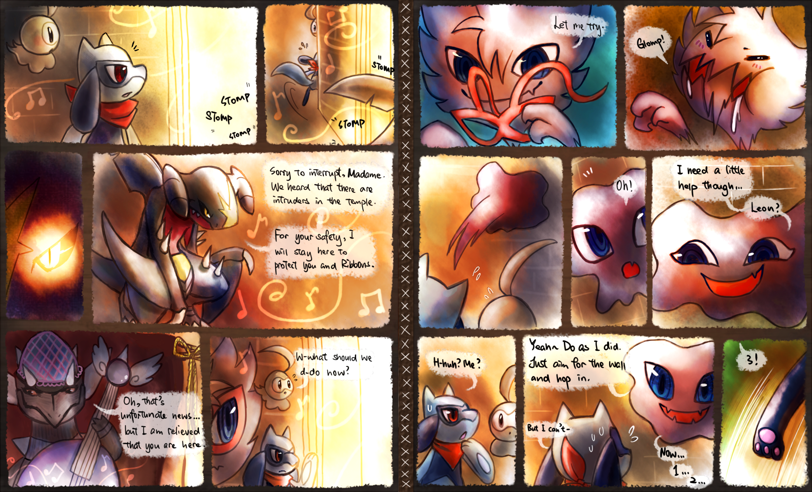 The Masked Mission 4 part 20 by Haychel
