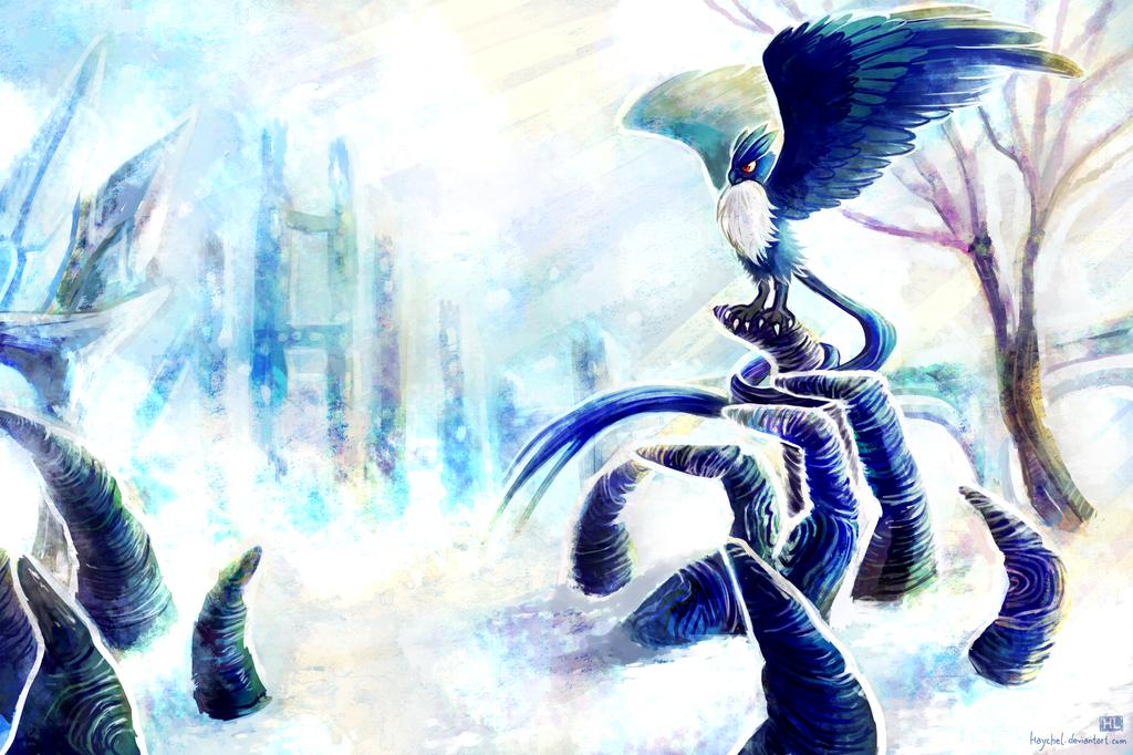 The Frozen Kingdom by Haychel