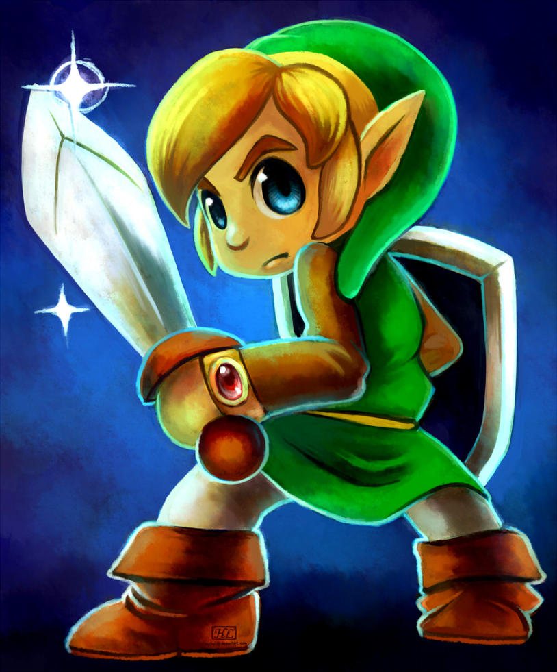 A Link to the Past? by Haychel