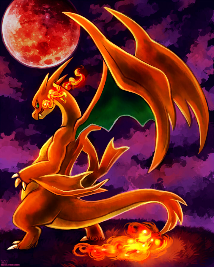 pokemon mega charizard y wallpaper images