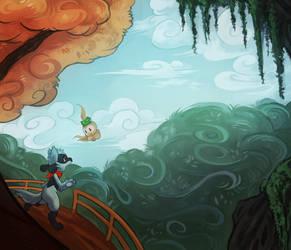 Tales of Elysium V1 Scene 1 by Haychel