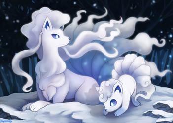 Snow by Haychel