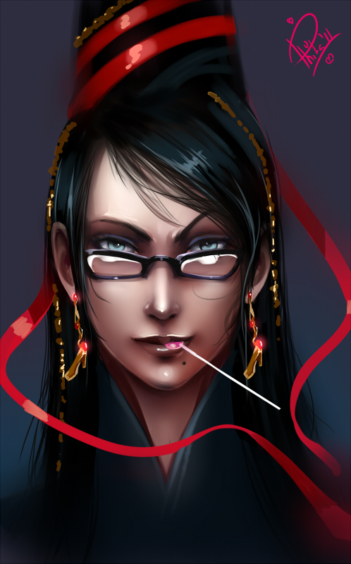 Bayonetta by Philiera