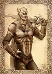 Commission: Kain