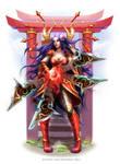 League of Legends : Irelia