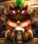 League of Legends : Teemo