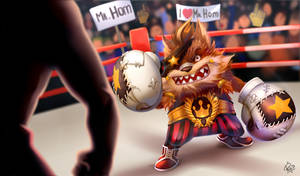 League of legends : Mr.Hom King of the Ring