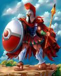 League of Legends :Pantheon