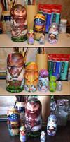 League of Legends : Nesting dolls!