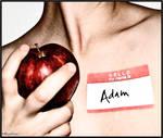 adam's apple? by darkcrystal1209
