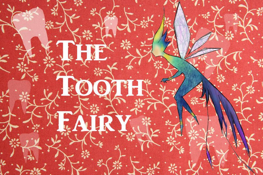 The Tooth Fairy by WheneverTheLife