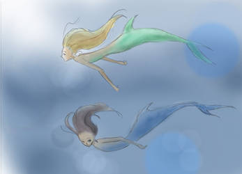 Mermaids by WheneverTheLife
