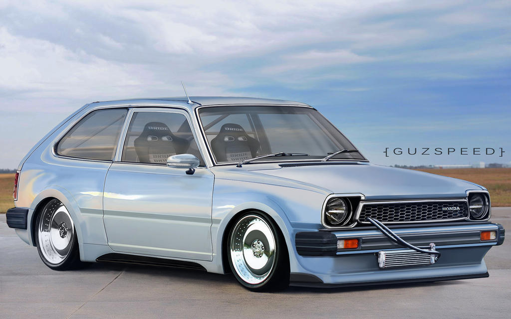 Civic Classic Sedan Black Olx: Honda Civic Classic Modification JDM By GUZSPEED On DeviantArt