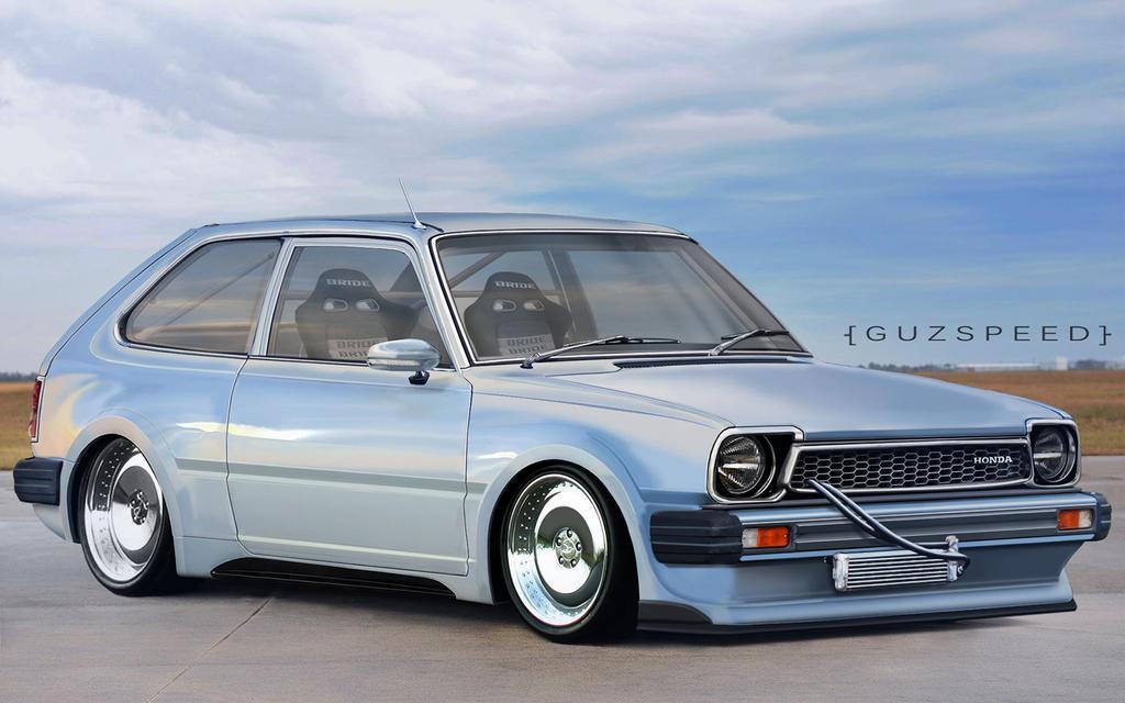 Honda civic classic modification jdm by guzspeed on deviantart for Honda owner login