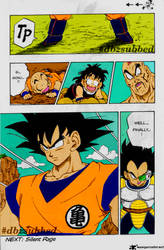 Dragon Ball Chapter 223 colored
