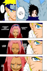 Naruto Chapter 218 Page 6 Colored