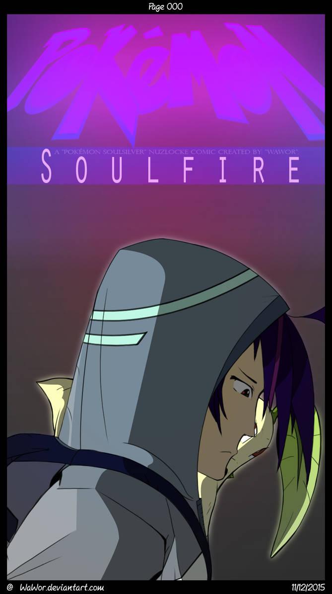Soulfire Nuzlocke - Cover
