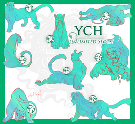 TLK YCH-Unlimited Slots!!! by Firehart95