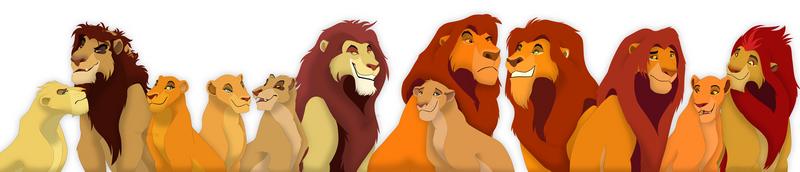 Generations Of Mufasa by Firehart95