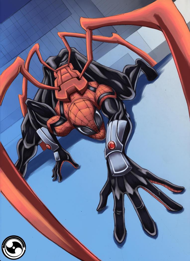 Superior Spiderman by IX-S